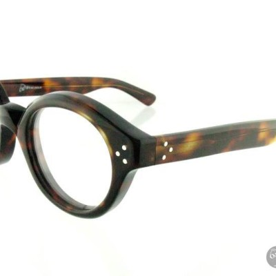 Architect - Old Focals Collector's Choice Eyewear -Tortoiseshell 03