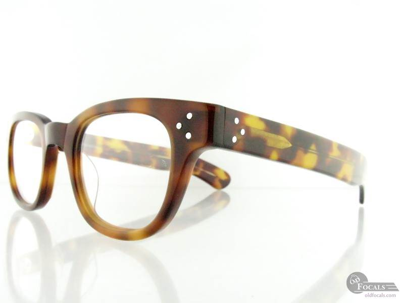 Boss - Old Focals Collector's Choice Eyewear - Light Tortoiseshell 02