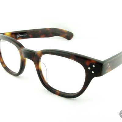 Boss - Old Focals Collector's Choice Eyewear - Tortoiseshell 02