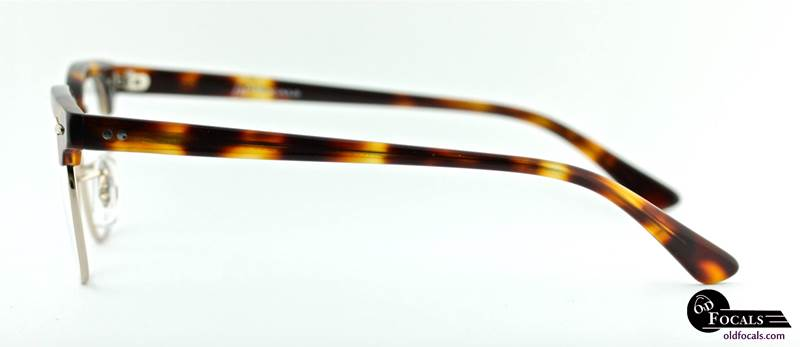 Old Focals | Collector's Choice | Advocate | Tortoiseshell 03