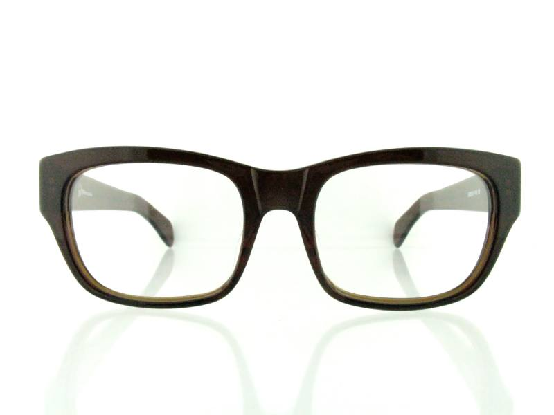 Old Focals | Getz | Brown Smoke (01)
