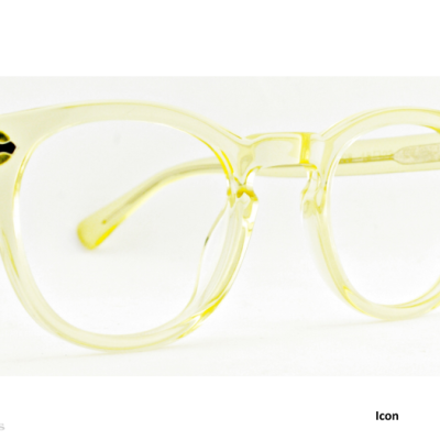 Icon |Champagne| Old Focals |Design by Russ Campbell (1)