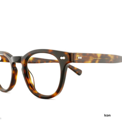 Icon |Tortoiseshell| Old Focals |Design by Russ Campbell (2)