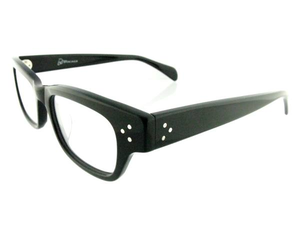Old Focals | Professional | Black (03)