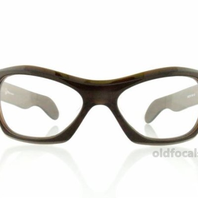 Old Focals | Collector's Choice | Rocker | Brown Smoke | 01