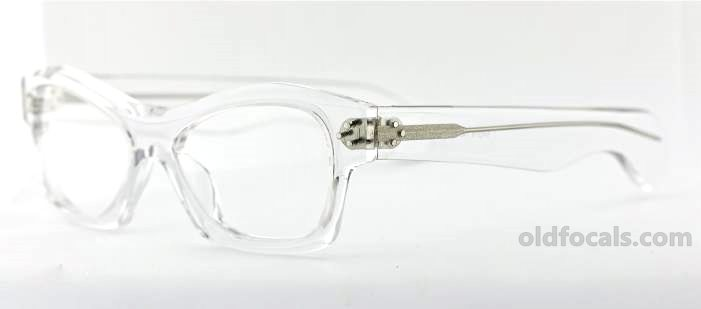 Old Focals | Collector's Choice | Rocker | Clear | 02