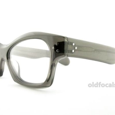Old Focals | Collector's Choice | Rocker | Gray Smoke | 02
