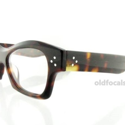 Old Focals | Collector's Choice | Rocker | Tortoiseshell | 03