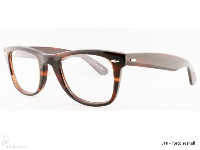 Old Focals Collection | JFK | Tortoise | 03