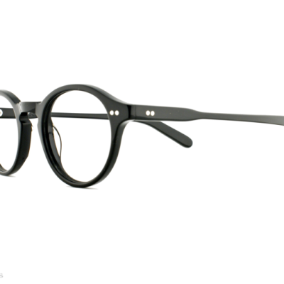 Old Focals Founder frame in black - side view