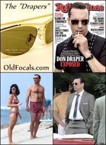 20b9ca9d7c0 Don Draper s Sunglasses in Mad Men Season 6 Premiere – Old Focals