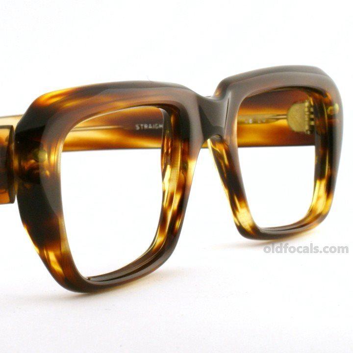 Old Focals | NOS Studio | Straightman | Tortoiseshell | 01