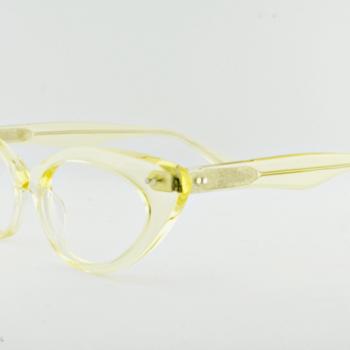Old Focals Eyewear Design - Kim - Chardonnay 03