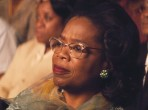 Oprah Winfrey wearing glasses from the Old Focals vintage collection.