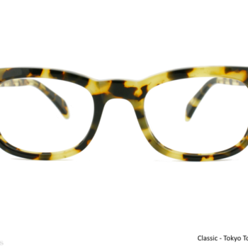Classic Old Focals Frame Tokyo Tortoiseshell